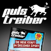 Pulstreiber - Dresdens Sportmagazin #1